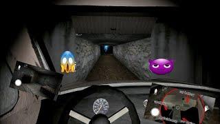 تختيم لعبة جراني باستخدام السيارة ✔✔ granny #2