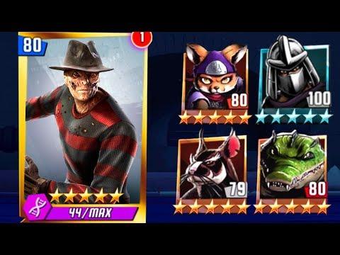 Ninja Turtles Legends PVP HD Episode - 534 #TMNT