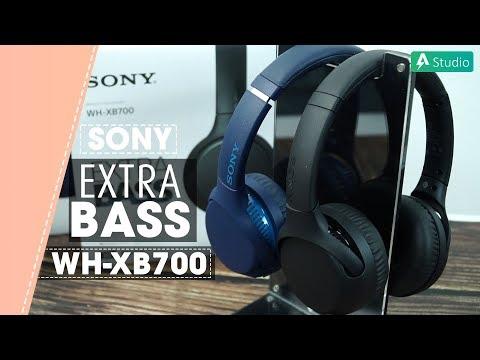 Đánh giá chi tiết Tai nghe Bluetooth Sony EXTRA BASS WH-XB700