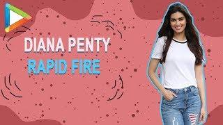 Aamir Khan – SRK, John ya Saif? What will Diana Penty choose? RAPID FIRE