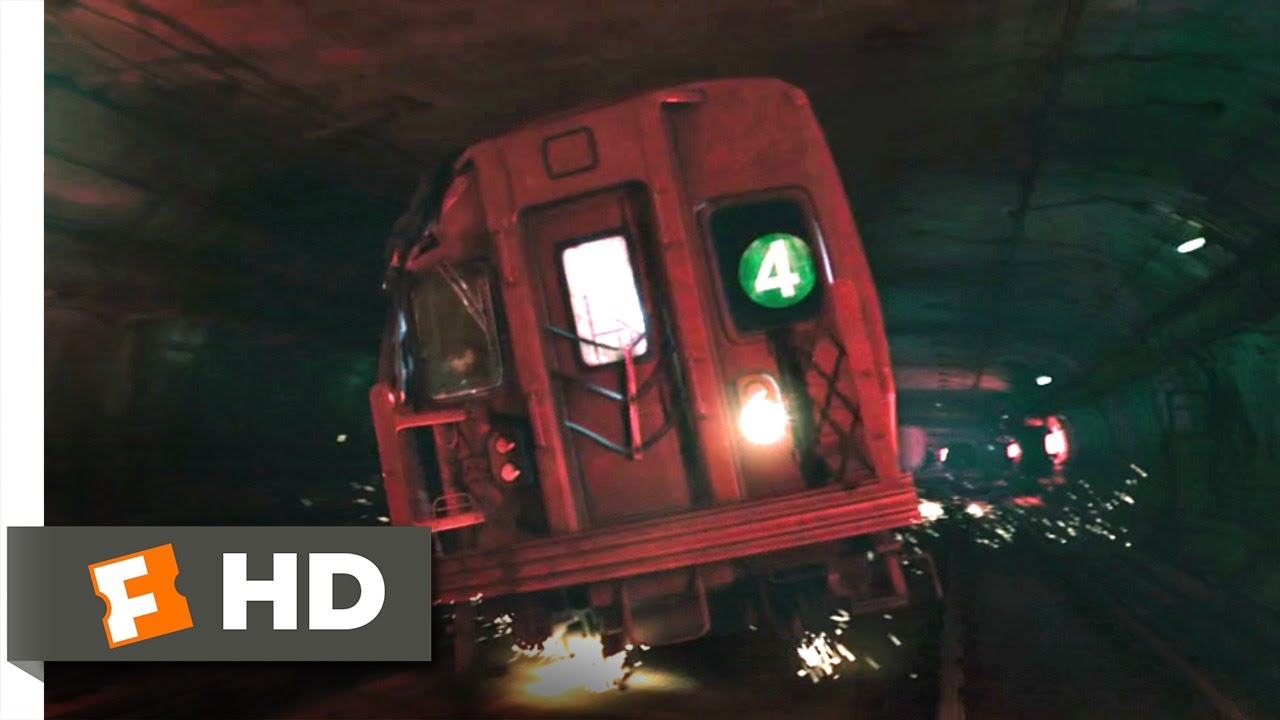 Knowing (4/10) Movie CLIP – Subway Hell (2009) HD