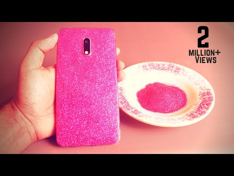 DIY Phone Cover Decoration- 2018
