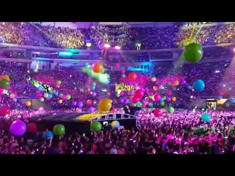 Coldplay - Adventure Of a Lifetime @ Allianz Parque 08.11.2017