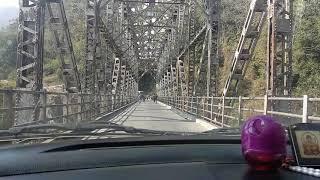 preview picture of video 'Gelephu Bridge, Bhutan'