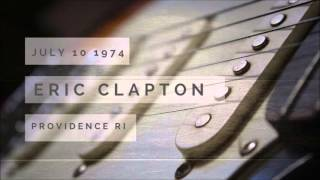 Eric Clapton-I Can't Hold Out