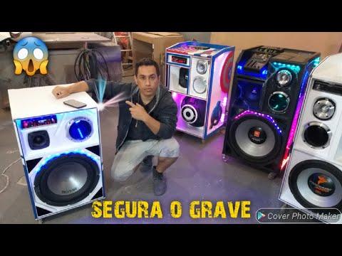 SEGURA PRESSÃO CAIXA TRIO BRAVOX ENDURENCE 15 MODULO STETSOM 1K6