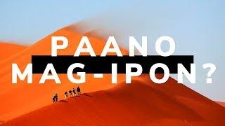 Paano Mag Ipon