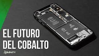 Cobalto: el metal que hace posible que tu móvil sea como es