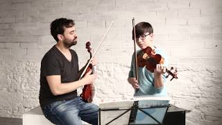 Rubén Méndez Profesor Violin Barcelona - Nil