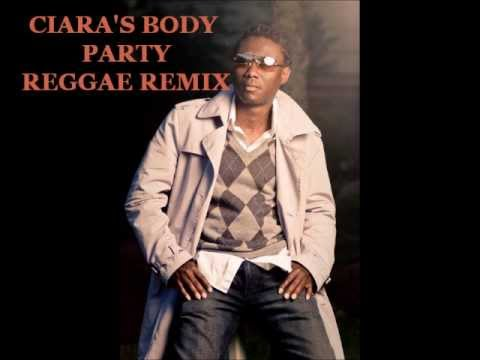 ESCO BANTON - GENTLE (CIARA'S BODY PARTY REGGAE REMIX)
