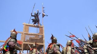 Mãnh Tướng La Thành Cầm Song Thương Công Phá Trường Xà Trận Tiêu Diệt Vạn Quân | Mọt Phim Hay