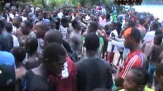 preview picture of video 'Guiri family en concer au plage de bouni'