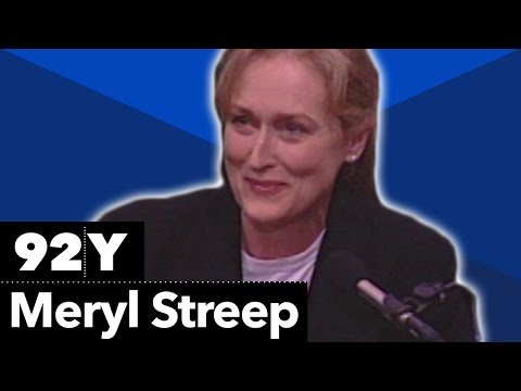 Meryl Streep on Postcards from the Edge: Reel Pieces with Annette Insdorf