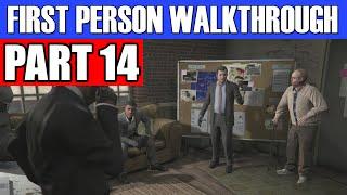 GTA 5 First Person Gameplay Walkthrough Part 14 - HEIST PREP | GTA 5 First Person