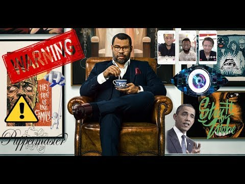 ⚠WARNING⚠ JORDAN PEELE EXPOSES THE TRUTH ABOUT NEW TECHNOLOGY