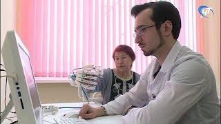 В новгородском центре медицинской реабилитации идут испытания нейротренажера