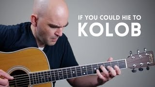 If You Could Hie To Kolob - Mormon Guitar