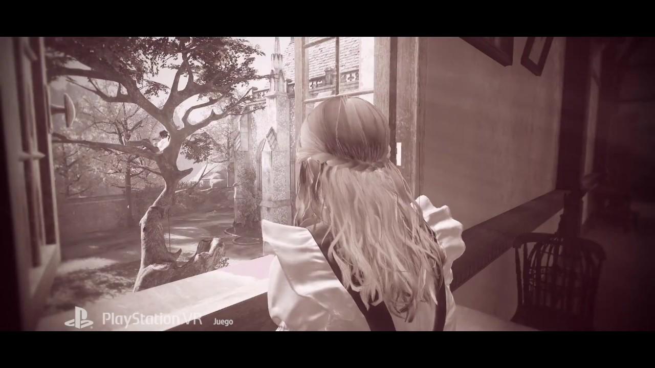 Déraciné Llega el 6 de noviembre a PlayStation VR