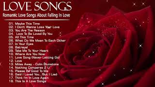 Best Beautiful Love Songs Of 70's 80's 90's 💕 Romantic Love Songs About Falling In Love