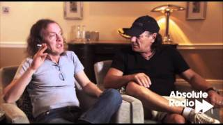 AC/DC: Interview - Angus Young and Brian Johnson