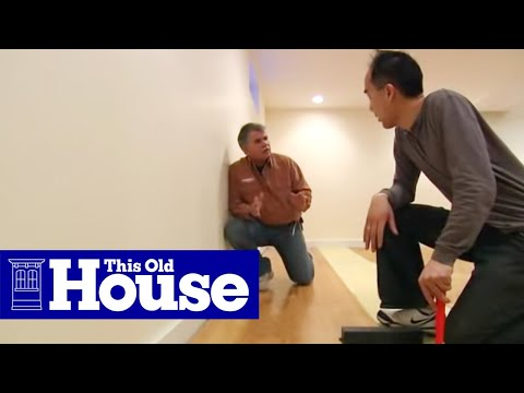 How to Lay a Floating Floor | This Old House
