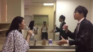 JW 王灝兒 : 成功唱咗第一次 #原來只因深愛著 啦!!!!! 好期待下一次再現場唱比大家聽