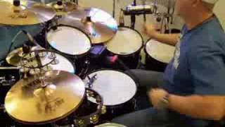 Overflow by Chris Tomlin(drum cover)