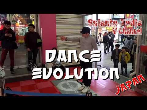 Dance Evolution di Jepang