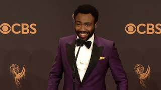 DONALD GLOVER | Emmys 2017