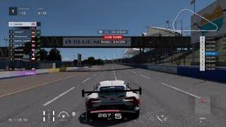Dirty GT Sport aholes