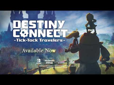 Видео № 0 из игры Destiny Connect: Tick - Tock Travelers [PS4]
