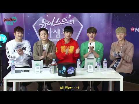 [HARDSUB/ENG] NU'EST Private Live Ep 2 HeyoTV