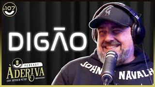 Digão do Raimundos no podcast À Deriva