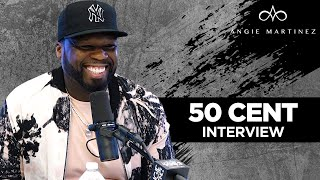 The Angie Martinez Show - 50 Cent Breaks Down Every 'Power' Spinoff, Says He Would Direct A Tekashi 6ix9ine Scripted Series