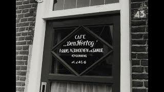 Sloop Café 'Den Hertog', 1992
