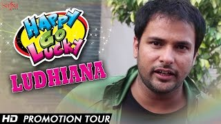 """Happy Go lucky"" Promotional Tour ""Ludhiana"" 