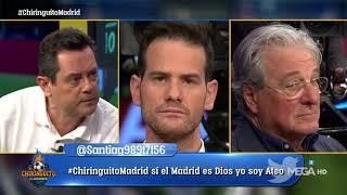 """Roncero: """"En UNA SEMANA, El Real Madrid Ha SOMETIDO A Barça, Atleti Y Ajax JUGANDO AL FÚTBOL"""""""