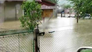 Iłownica  górniaki  (Powódź 2010)