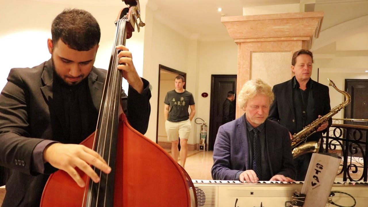 Trio de Jazz no JW Marriott Copacabana