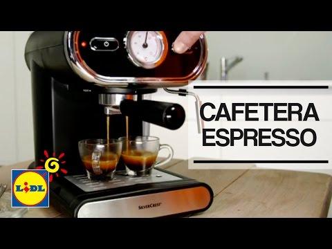Cafetera Espresso - Lidl España