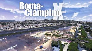 Rome Ciampino Giovan Battista Pastine Airport, Rome