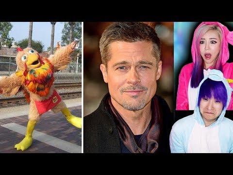 Celebrities With Surprising Jobs! Before They Were Famous!