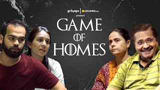 Game of Homes feat Tiku Talsania & Lovleen Misra | Girliyapa