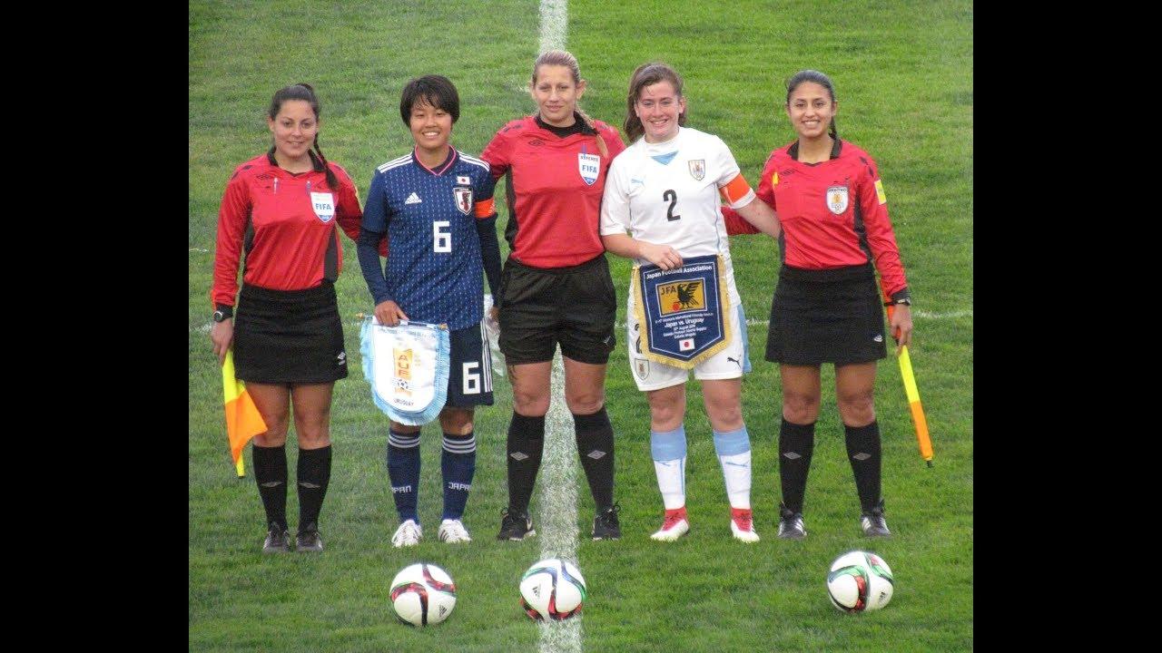 Uruguay 0 - 1 Japón - Agosto 2018
