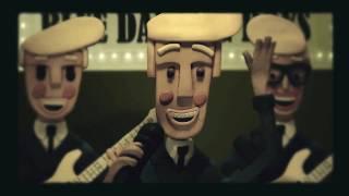 "ARCTIC MONKEYS ""TEDDY PICKER"", stop motion animation"