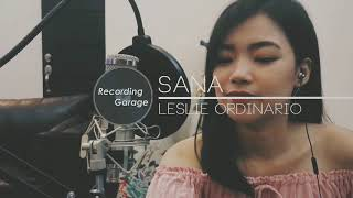 Sana   I Belong To The Zoo | Cover By Leslie Ordinario