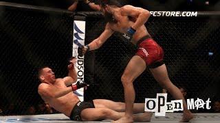 Open Mat: Breaking down Jorge Masvidal's stunning KO of Darren Till - UFC London