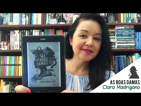 As boas damas: uma novela de Sherlock Holmes, por Clara Madrigano