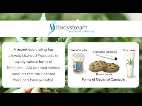 FAQ -  I'm interested in Cannabis oil or other forms of marijuana?