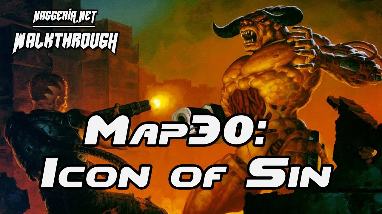 "[Doom 2 Komplettlösung] Map30: ""Icon of Sin"" Walkthrough (Ultra-Violence)"